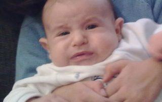 reflusso neonato
