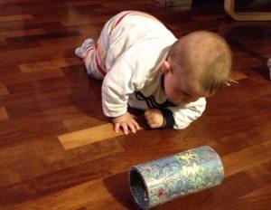 sviluppo motorio neonato