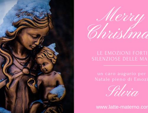 Emozioni di Natale, Emozioni di Mamma