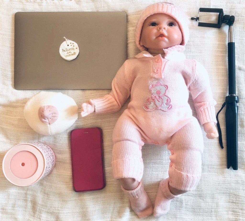 strumenti per consulenza allattamento online